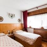 B&B Caldara Cortina: camere doppie