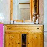 B&B Caldara Cortina: mobile bagno camera doppia