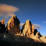 Tre Cime di Lavaredo - Dolomiti