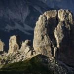Cinque Torri - Cortina, Dolomiti