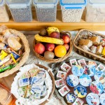 bed and breakfast Caldara: colazione varia e con prodotti freschi