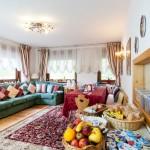 bed and breakfast Caldara: l'ampia sala per le colazioni e soggiorno
